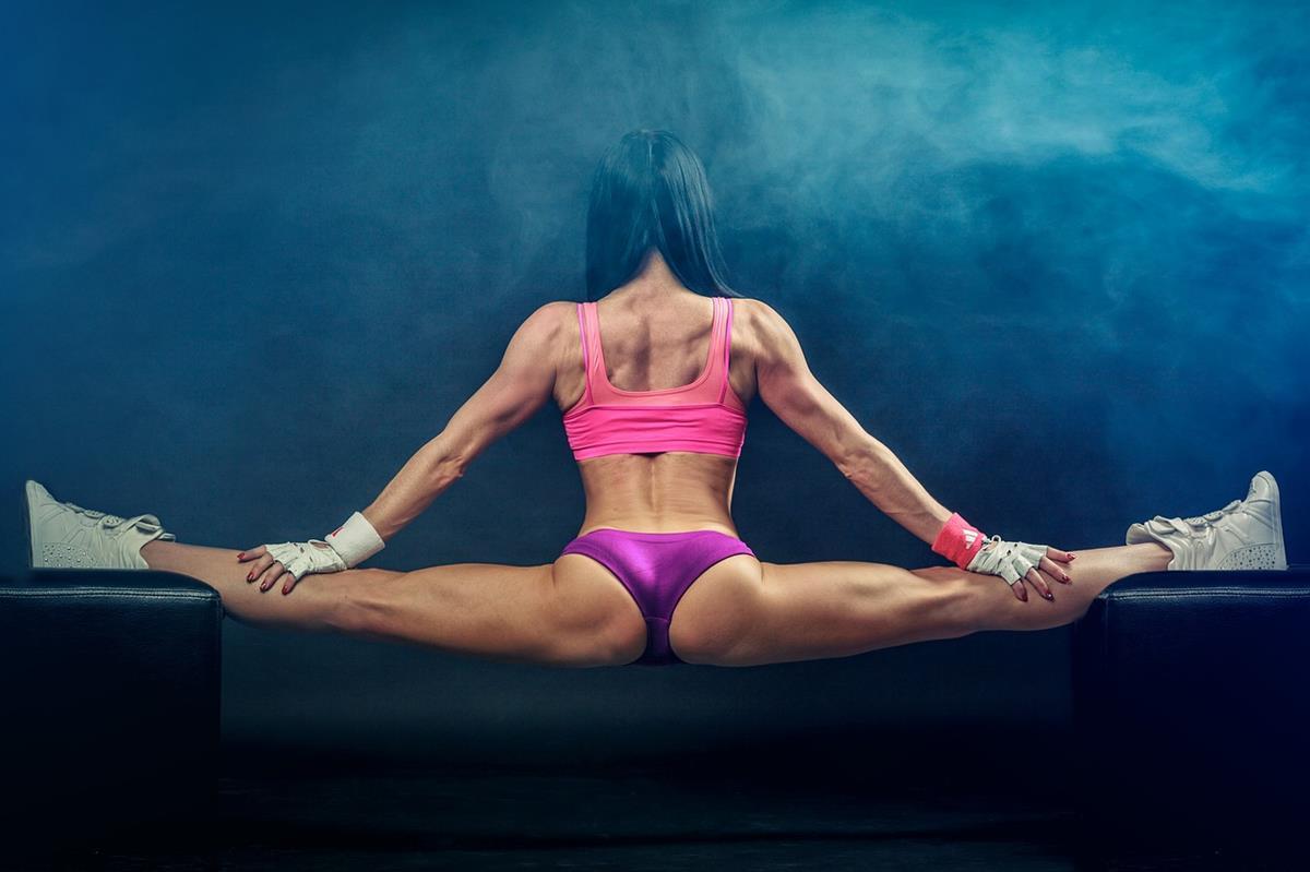 Schudnij i postaw na masę mieśniową